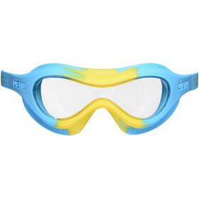 arena Spider Maks Kids clear/yellow/lightblue